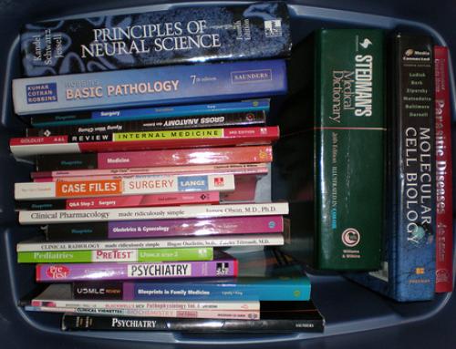 كتب طبية لطلاب الطب (٢)