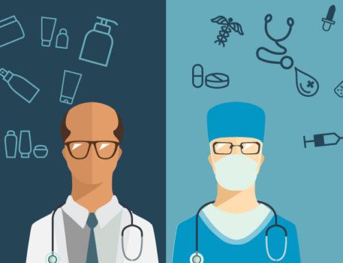 هل أنت جراح أم طبيب ؟ مقارنة واختبار بين التخصصات الطبية والجراحية
