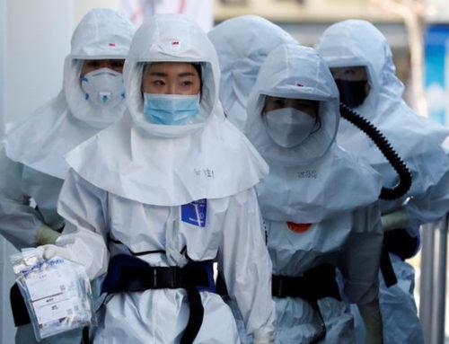 المريضة الكورية ٣١ التي نقلت العدوى إلى أكثر من ١١٠٠ شخص!